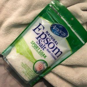 SPORT SOAK - Epsom Salt Bath Crystals 🏈🏀⚽️🎾🥎🏑